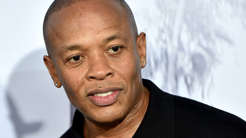 Nach Hirn-Aneurysma: Dr. Dre wurde aus der Klinik entlassen