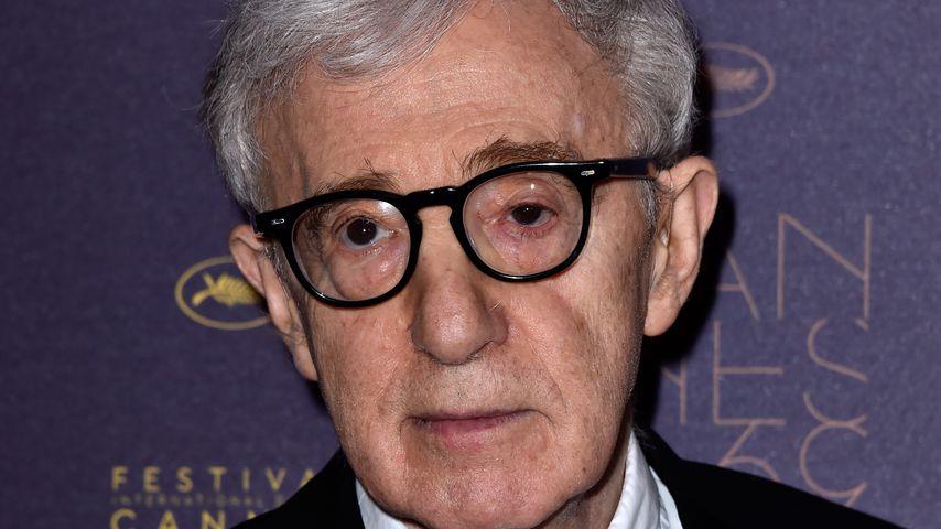 Der Regisseur Woody Allen im Mai 2016