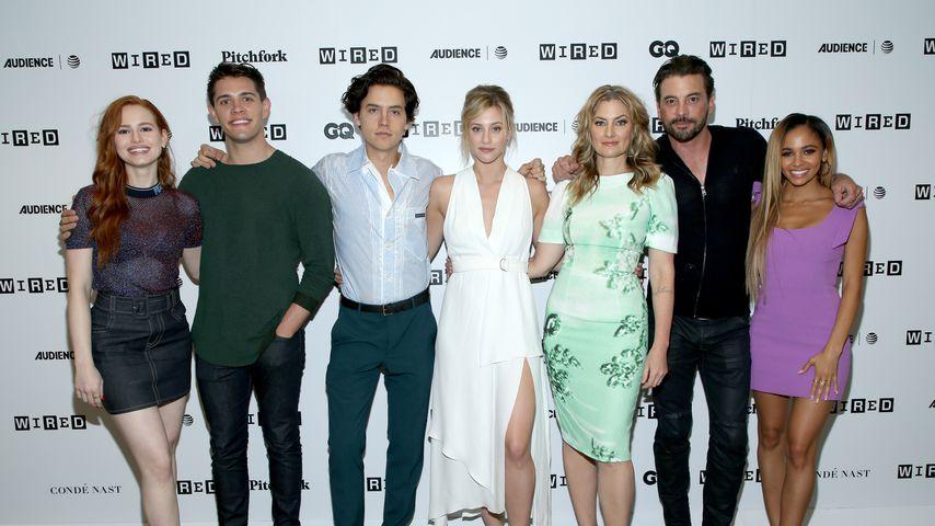 """Der """"Riverdale""""-Cast, Juli 2018"""