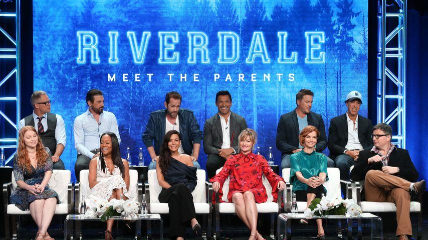 """Der """"Riverdale""""-Cast im Jahr 2018"""