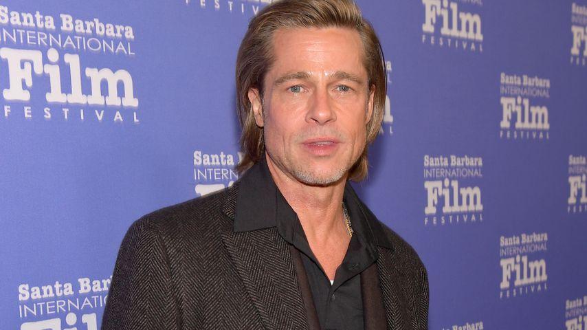 Der Schauspieler Brad Pitt