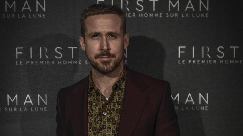 Der Schauspieler Ryan Gosling im September 2018
