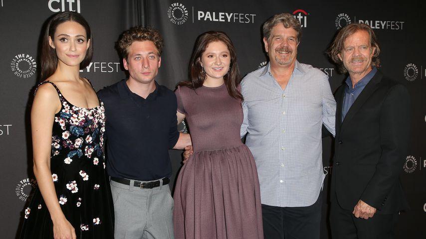 "Der ""Shameless""-Cast bei den PaleyFest Fall TV Previews im Jahr 2017"