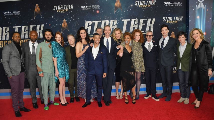 "Der ""Star Trek""-Cast"
