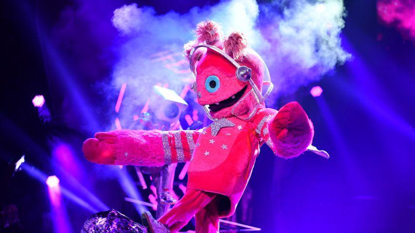 "Der ""The Masked Singer""-Monstronaut"