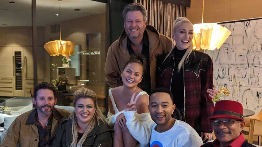 """The Voice""-Dinner: Krach bei Chrissy Teigen und John Legend"