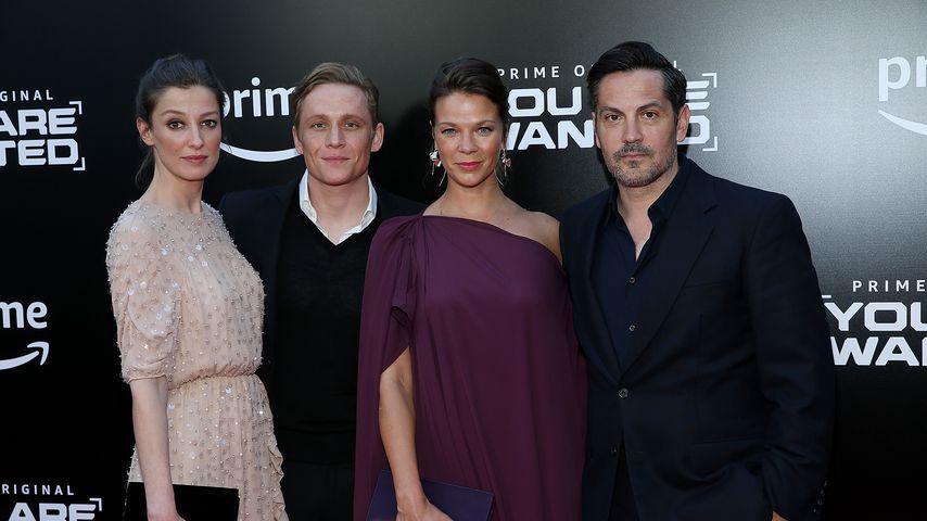 Der Cast: Alexandra Maria Lara, Matthias Schweighöfer, Jessica Schwarz und Michael Landes