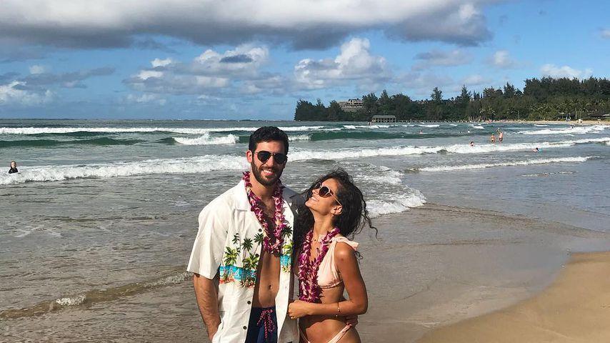 Derek Peth und Taylor Nolan auf Hawaii