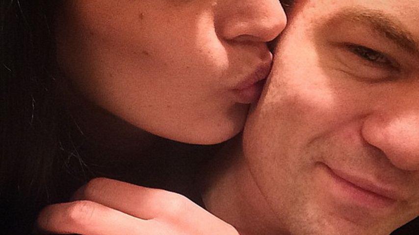 Deryck Whibley und Ariana Cooper