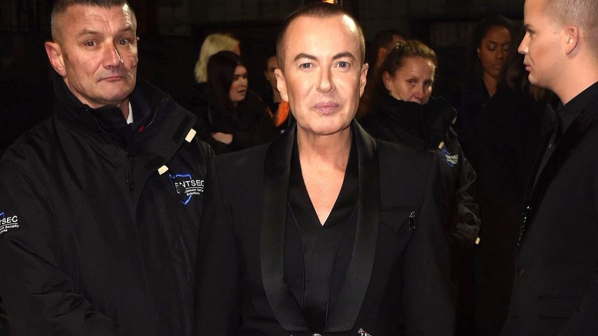 Designer Julien Macdonald bei den Fashion Awards 2019