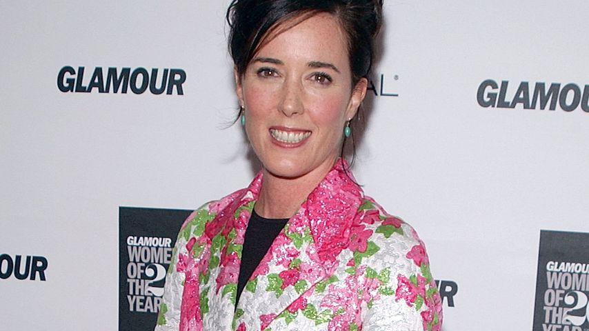 Designerin Kate Spade