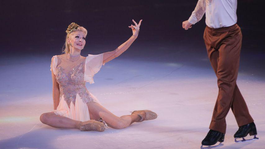 "Désirée Nick bei ""Dancing on Ice"""