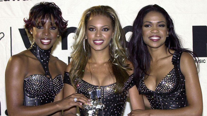 Destiny's Child bei den MTV Video Music Awards im Jahr 2000