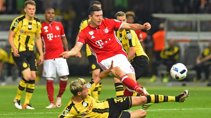 Elfmeter-Krimi! Die Bayern schnappen sich den DFB-Pokal