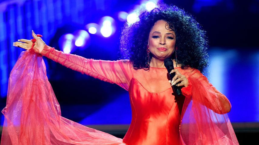 Diana Ross bei den Grammy Awards 2019