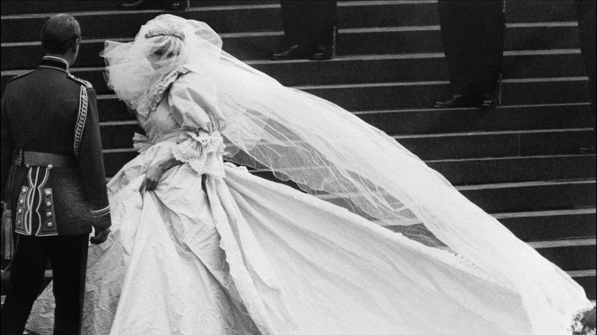 Dunkles Omen? So torpedierte Prinzessin Diana fast Hochzeit