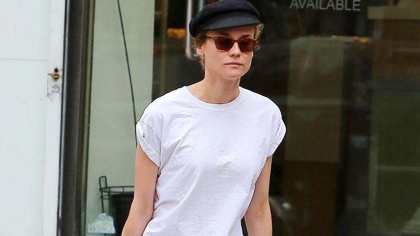 Diane Kruger im West Village in New York