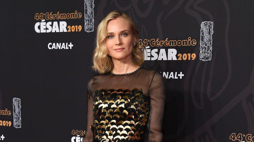 Schauspielerin Diane Kruger während der Cesar Film Awards 2019