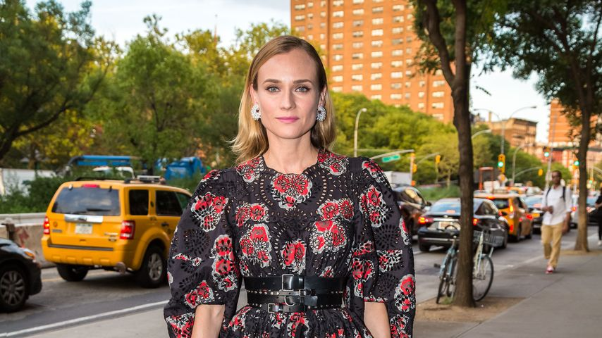 Diane Kruger in New York City