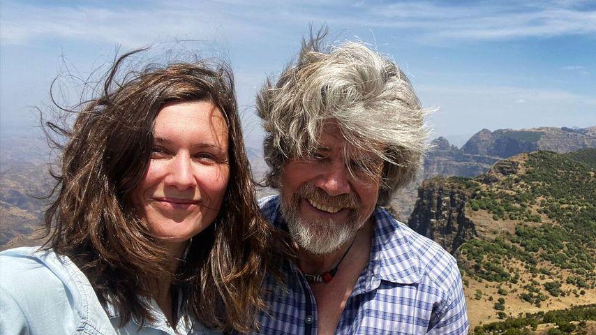 Zum dritten Mal: Bergsteiger Reinhold Messner hat geheiratet