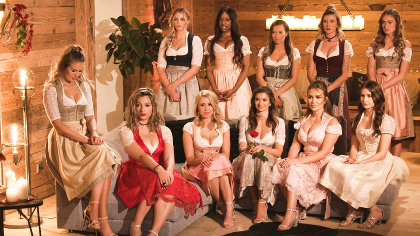 Die Bachelor-Girls in der fünften Nacht der Rosen 2021