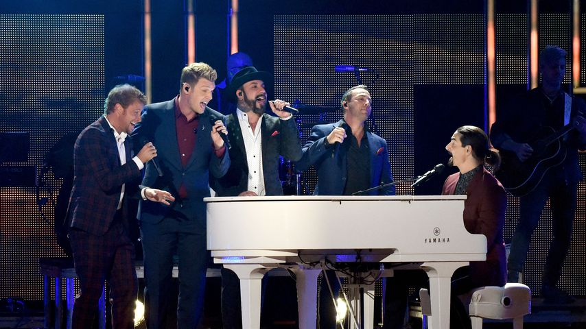 "Die Backstreet Boys beim ""CMT Artists Of The Year""-Event"