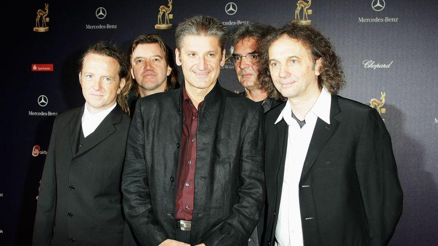 Pur bei der Bambi-Verleihung 2008