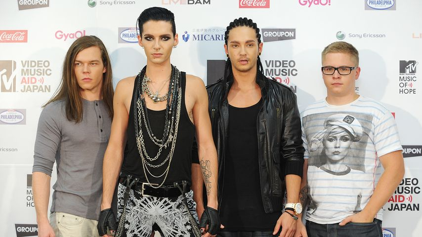 """Tokio Hotel: Ist das """"Vagina""""-Cover übertrieben?"""