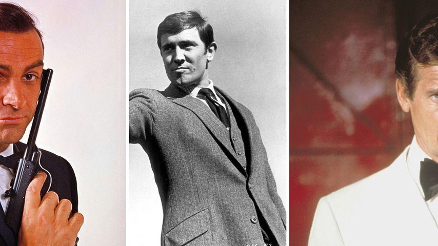 Craig, Connery & Co.: Wer ist euer Lieblings-Bond?