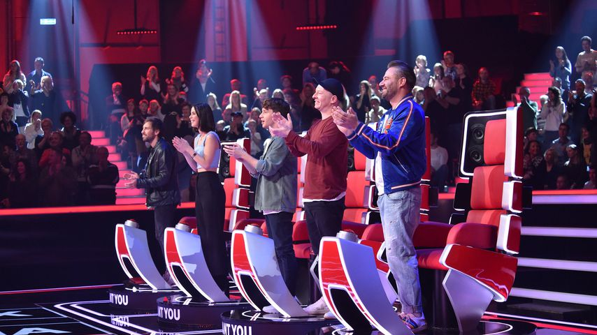 "Die Coaches von ""The Voice Kids"" 2020"