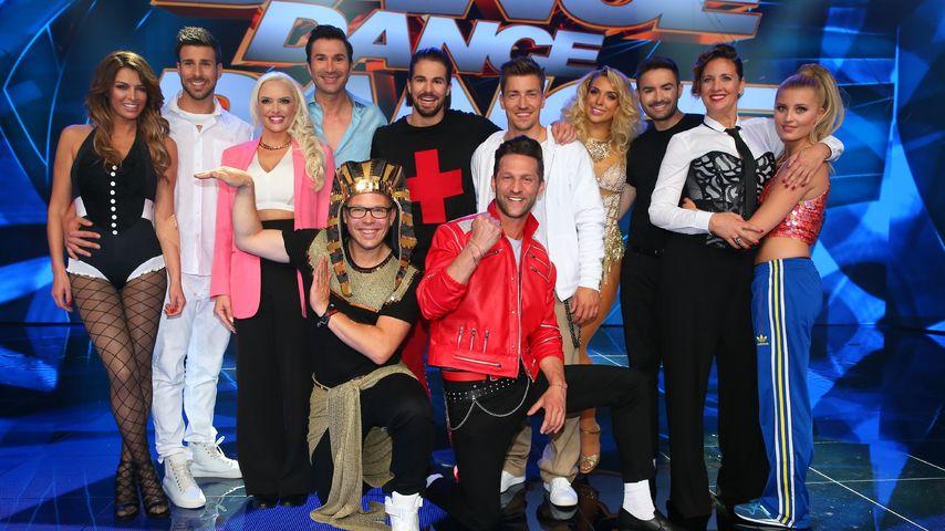 """Die """"Dance Dance Dance""""-Kandidaten bei der Premierenfolge"""