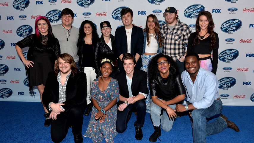 """Die dreizehn Finalisten von """"American Idol"""" 2014"""