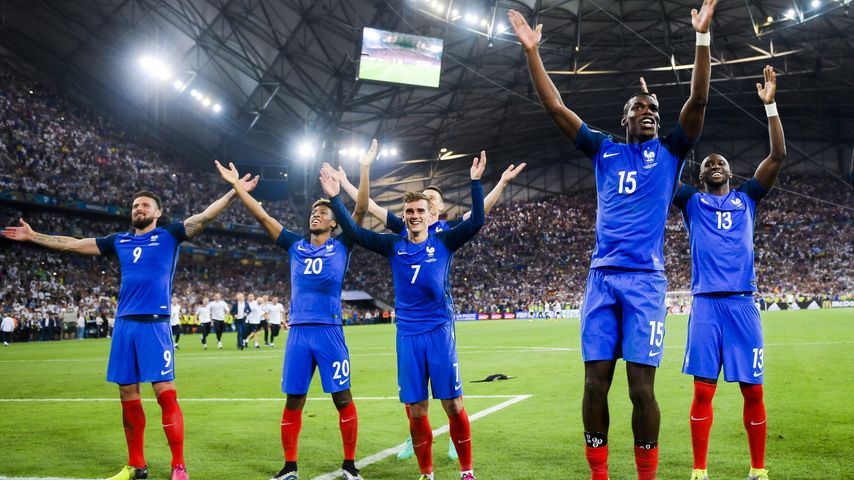 """Mega EM-Shitstorm! Franzosen klauen """"Huh""""-Jubel der Isländer"""