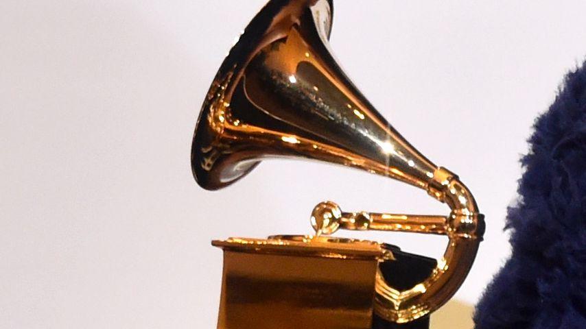 Die Grammy-Trophäe