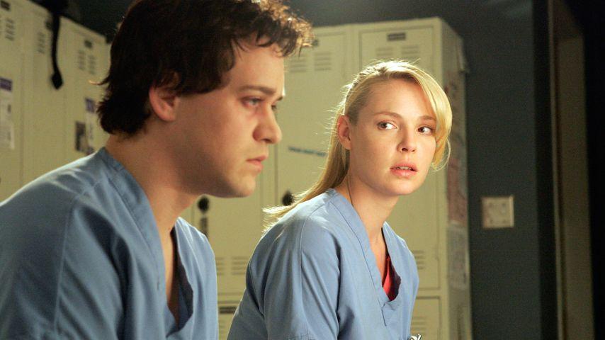 """Die """"Grey's Anatomy""""-Charaktere George O'Malley und Izzie Stevens"""