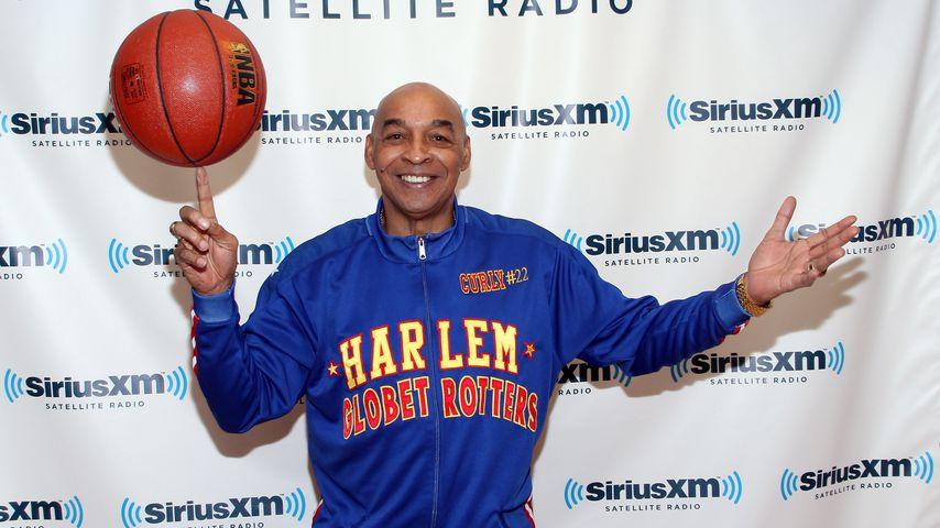 "Die Harlem-Globetrotters-Legende Fred ""Curly"" Neal"