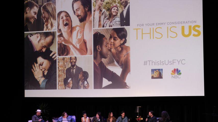 """Die Hauptdarsteller der US-Serie """"This Is Us"""""""