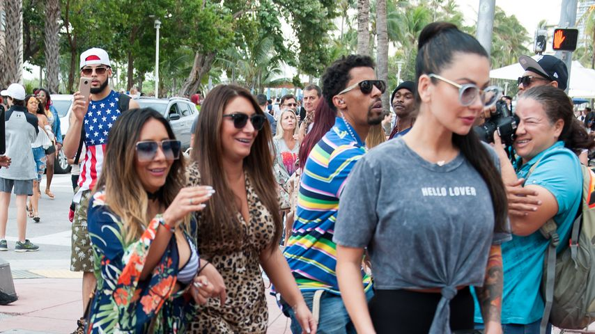 "Die ""Jersey Shore""-Crew in Miami"
