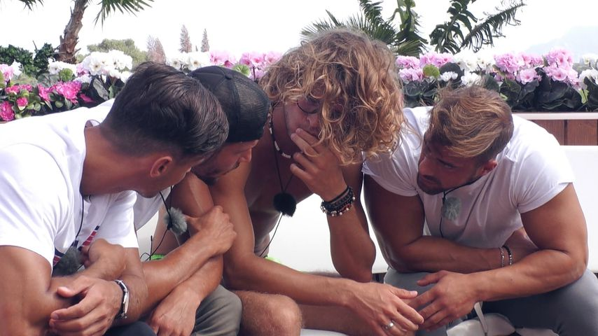 """Die Jungs von """"Love Island"""""""