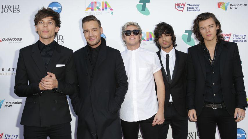 "One Direction bei den ""ARIA Awards"" 2014"