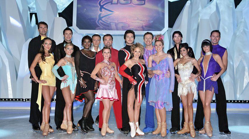 """""""Dancing on Ice"""" 2006: Diese Promis gingen damals aufs Eis"""