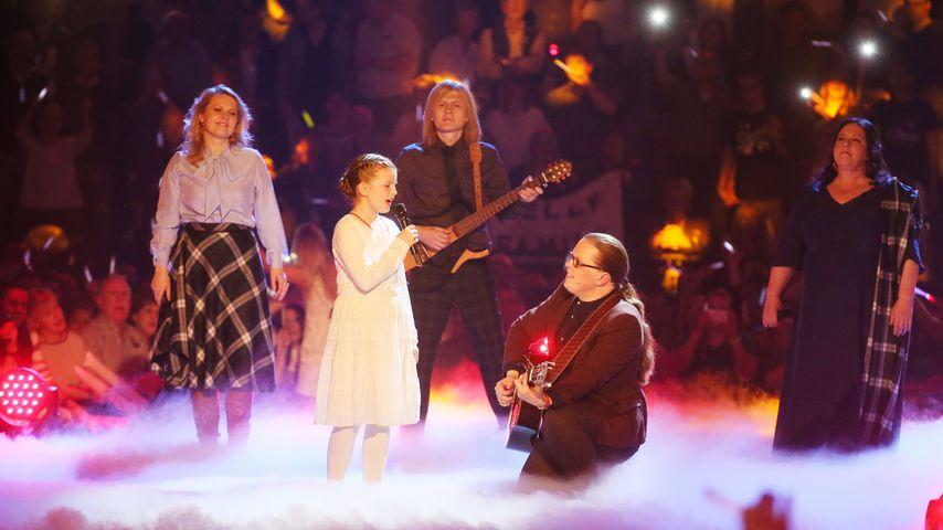 Kelly-Family-Comeback: Angelos Tochter (11) rührt zu Tränen!