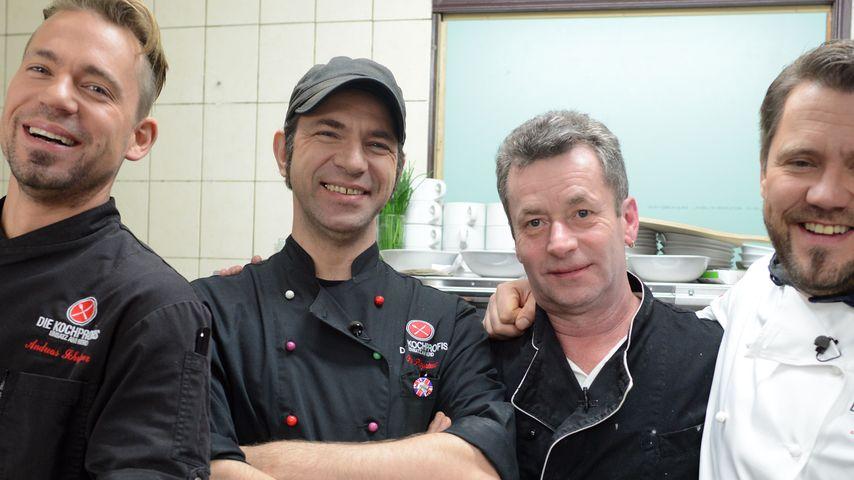 "Currywurst-Eklat: Wirt feuert die ""Kochprofis"""