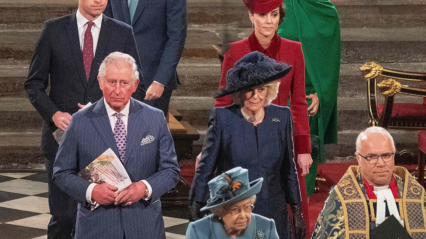 Queen, Kate und Co.: Gemeinsame Videobotschaft der Royals