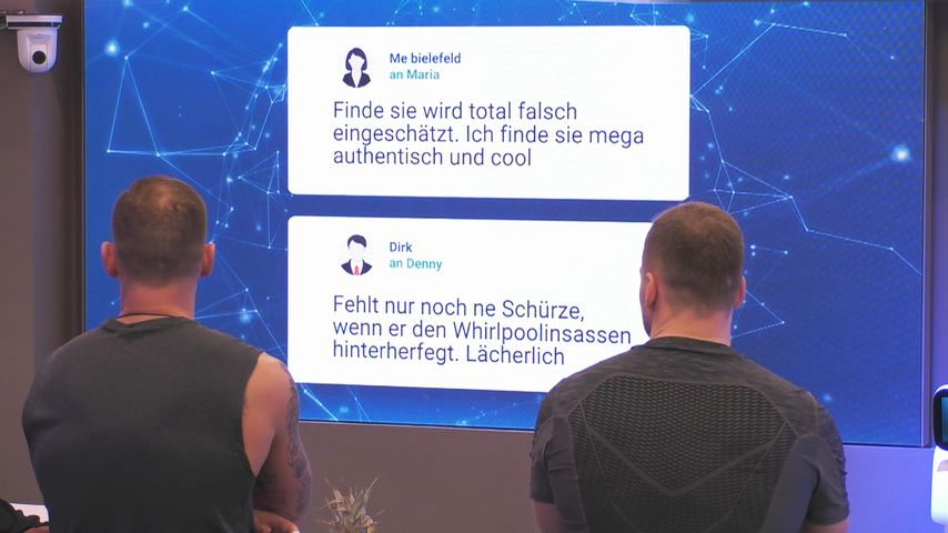 "Die Kommentare im ""Big Brother""-Glashaus"
