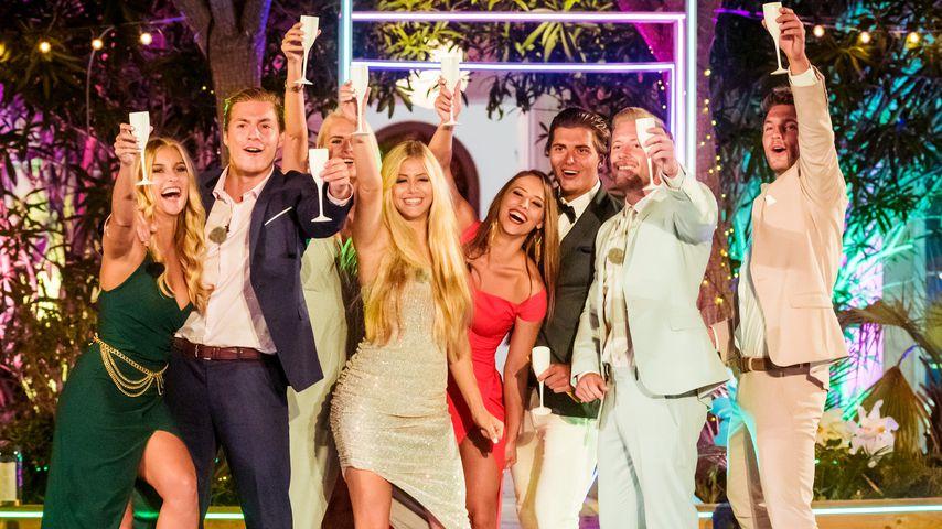"""Die """"Love Island""""-Finalisten 2020"""
