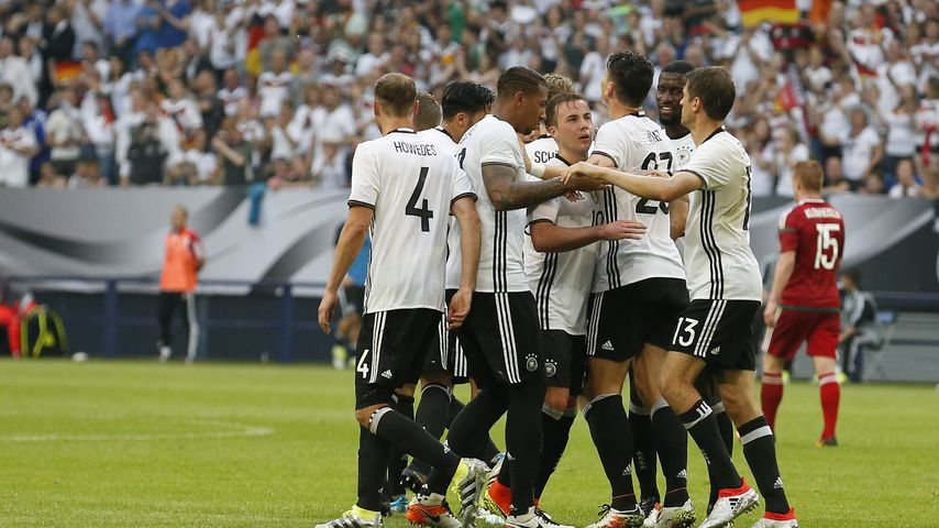 Deutsche Fußballnationalmannschaft