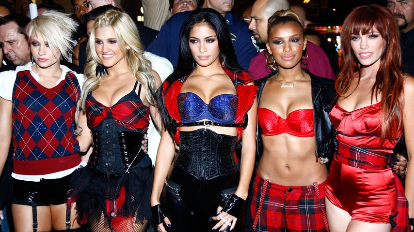 Pussycat Dolls, 2008