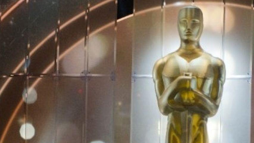 Anne Hathaway und James Franco auf der Oscars-Bühne