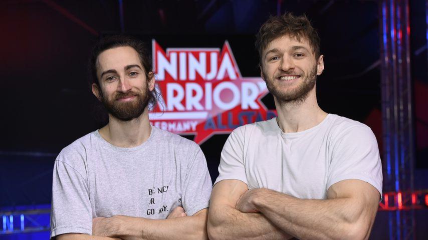 "Die ""Ninja Warrior Germany""-Kandidaten Max Sprenger und Sladjan Djulabic"